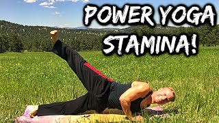 Power Yoga Conditioning - Stamina Strength Workout