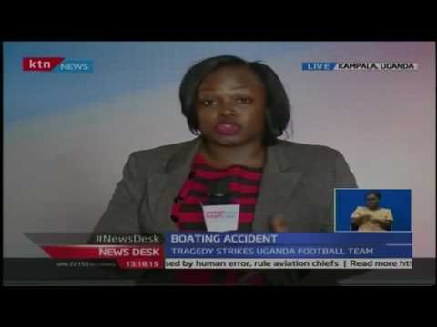 News Desk: Bodies of people killed in Uganda boat tragedy given to families 27/12/2016