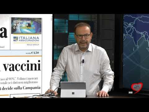 I giornali in edicola - la rassegna stampa 10/11/2020