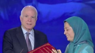 Eric Shawn reports  Sen  McCain urges new Iran pressure