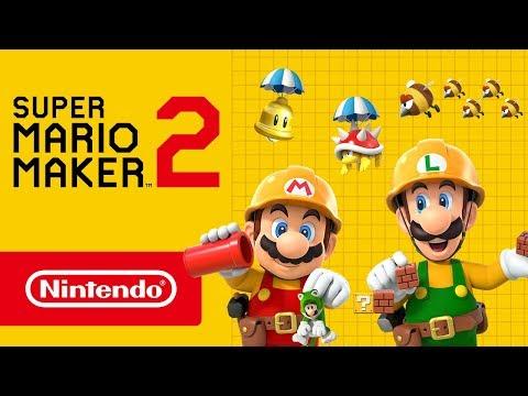 Super Mario Maker 2 : les studios indépendants français ont créé des niveaux exclusifs