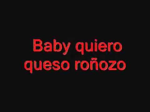 canciones en ingles que dicen algo en español