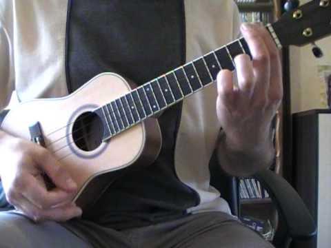 Paul Mccartney Ram On Cover Instrumental On Ukulele Youtube