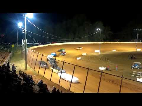 Topless super stock feature at ponderosa speedway 10/14/17