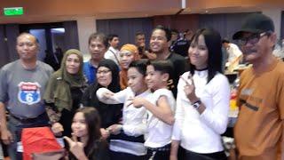 Gamat gempita pentas Hard Rock Cafe Penang,penangan bintang2 sentuhan bersama krew2 Kembara Amal