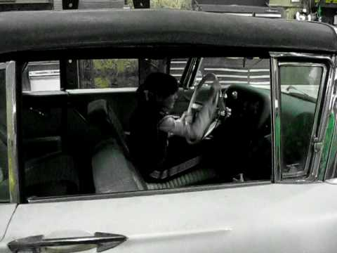 1959 Ford Thunderbird Convertible Test Drive