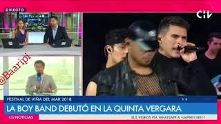(12.7 MB) CNCO Críticas positivas posterior a su presentación en el Festival de Viña Del Mar Mp3
