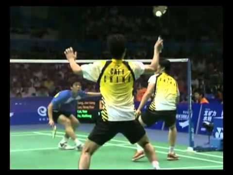 (2009) Interview of Cai Yun/Fu Haifeng after the Sudirman Cup in Guangzhou