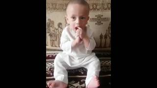 Cute Baby clapping