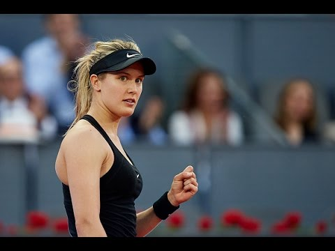 2017 Mutua Madrid Open Round of 16 | Genie Bouchard vs Angelique Kerber | WTA Highlights
