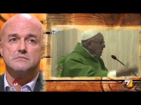 Gianluigi Nuzzi ci svela i misteri del Vaticano