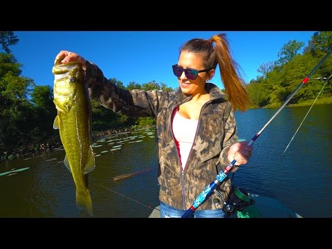 Bass Fishing on a Date?