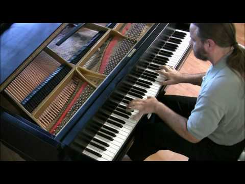 The Cascades  Scott Joplin  Cory Hall, pianistcomposer