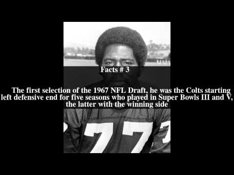 Bubba Smith Top # 5 Facts