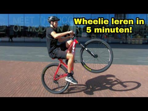 Hoe Doe Je Een Wheelie?