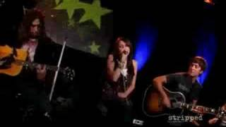 Miley Cyrus, 7 Things, Live & Acoustic, Stripped Z100
