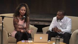 Tiq and Kim Katrin Milan on Radical Black Love: A Political Act