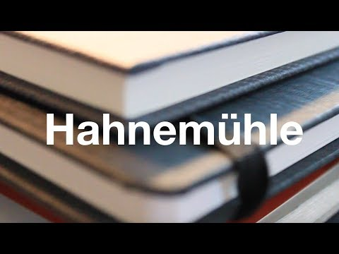 Hahnemühle Fine Art Paper And Sketchbooks