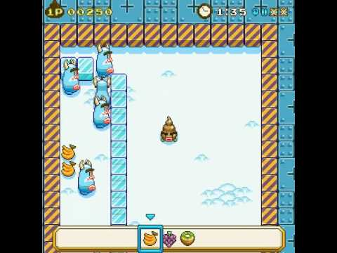 Nitrome Bad Ice Cream Level 19 Youtube The player controls an ice cream character as they try to collect fruit. nitrome bad ice cream level 19