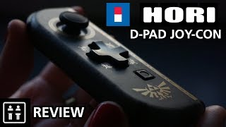 Hori D-Pad Joy-Con, A Must-Have Upgrade?! - Review