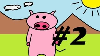 I'M A FUCKING PIG?!? - I Wanna Be The Retard - (Part 2)