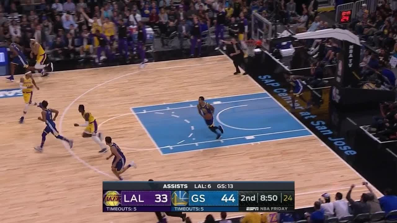 2nd-quarter-one-box-video-golden-state-warriors-vs-los-angeles-lakers