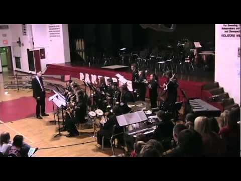 Manchester High School Jazz Band Christmas Concert