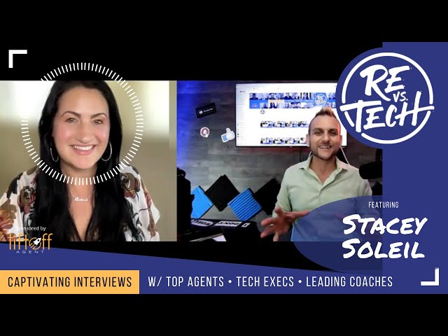 STACEY SOLEIL - WHY FOLLOW UP BOSS IS WIDELY USED IN REAL ESTATE  | RE vs. TECH | Ep#104