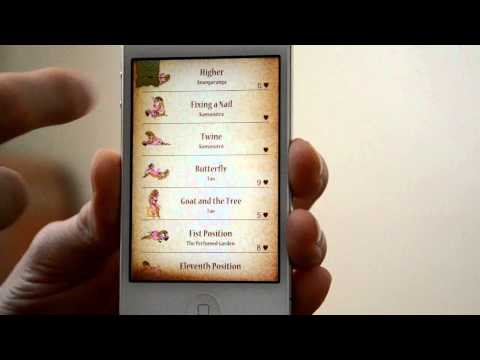 Art Of Sex | Sex Positions IPhone App