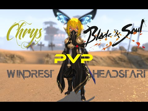 Build Lvl  Assassin Blade And Soul