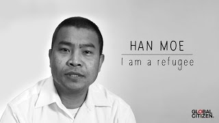 I AM A REFUGEE: Han Moe