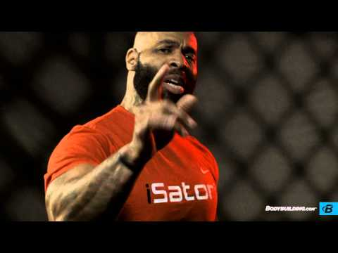 CT Fletcher's Commandment #10 Of Muscle Growth Bodybuilding.com