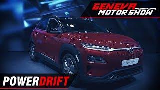 Hyundai Kona - All electric SUV for India : Geneva Motor Show 2018 : PowerDrift