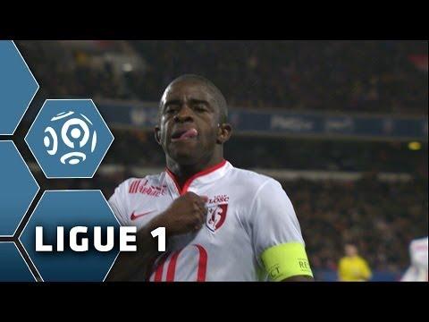 But Rio MAVUBA (44') - Paris Saint-Germain-LOSC Lille (2-2) - 22/12/13 (PSG-LOSC)