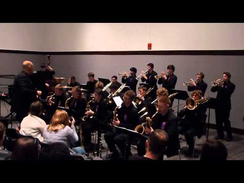 """Come By Me"" - Arlington High School Jazz Machine at 2013 Berklee Jazz Fest"
