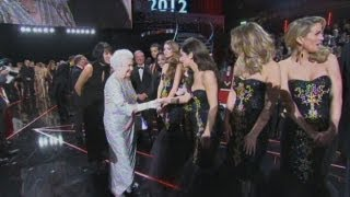 Queen meets One Direction and Girls Aloud at The Royal Variety Performance thumbnail