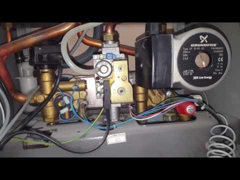 Boiler fault finding Baxi Combi Duo-Tec 33HE