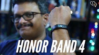 Honor Band 4 - Meteorite Black [India]