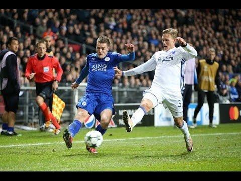 FC Copenhagen vs Leicester City 0-0 All Goals Highlights 02.11.2016