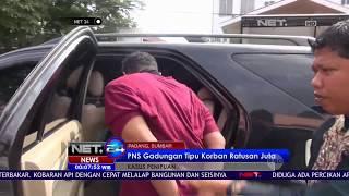 Polisi Tangkap PNS Gadungan yang Tipu Korban Ratusan Juta - NET24
