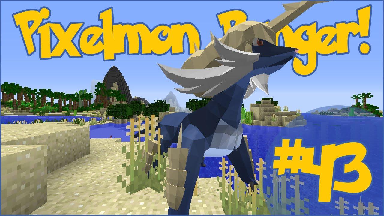 pixelmon how to catch deep ocean pokemon