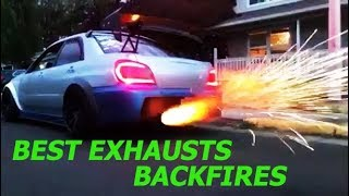 Insane EXHAUSTS Compilation 2018 EVER!