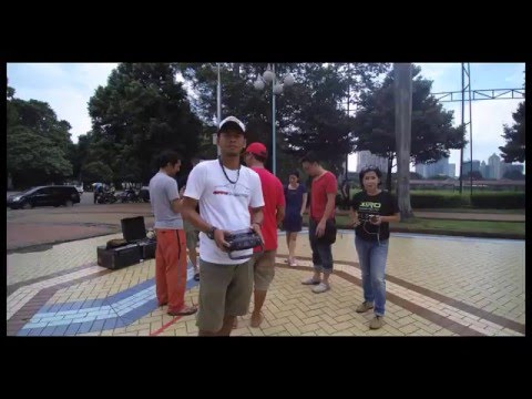 Yuneec Q500 4K - Fly Meet With Yuneec Community Indonesia