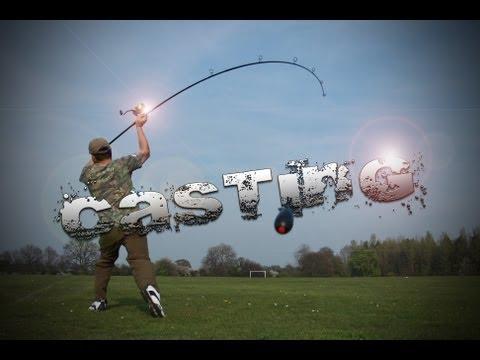 CARP FISHING - FREE SPIRIT CASTING DVD FULL