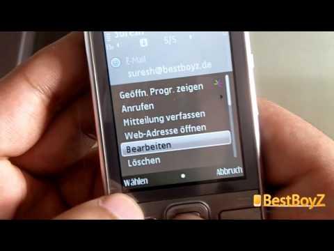 (HD) Review / Vorstellung: Nokia E52 | BestBoyZ