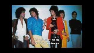 """Start Me Up"" The Rolling Stones (sub. inglés y español)"