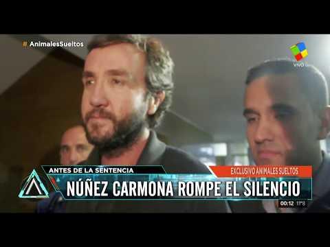 Núñez Carmona dijo que hay una persecución con Boudou