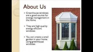 Vinyl Greenhouse Windows Toronto