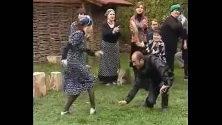 грузинский танец рачули !!