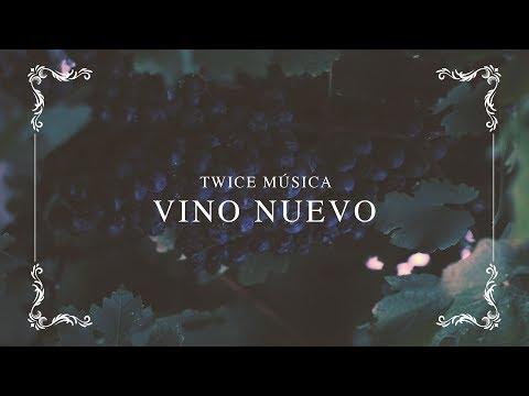 TWICE MÚSICA - Vino Nuevo (Hillsong Worship - New Wine en español)
